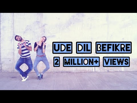 Ude dil befikre dance choreography by Parthraj Parmar | Befikre Movie