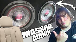 massive-audio-subs-w-4000-watt-bass-amp-install-12-inch-summo-xl-hippo-in-prefab-subwoofer-box