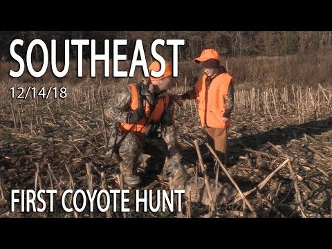 Southeast | First Coyote Hunt