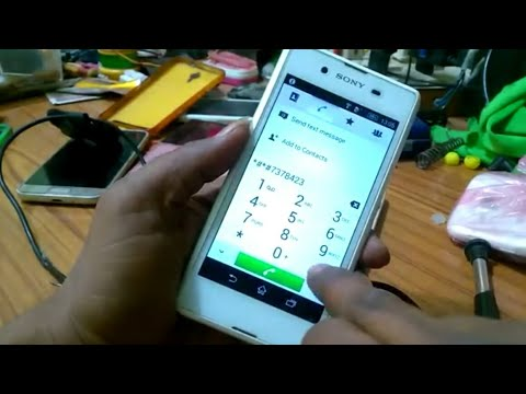 sony xperia m2 m4 all model hardwear testing solution | mic testing |  speaker testing | lcd touch