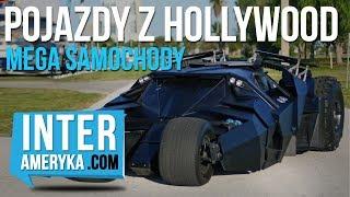 SyFy Dream Machines - pojazdy z filmów Hollywood