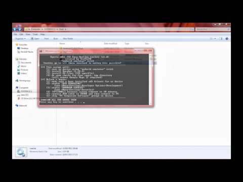 how to root xperia neo l Work 100%