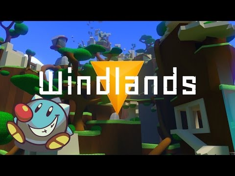 Let's Play Windlands: Not-Quite Spiderman for PSVR
