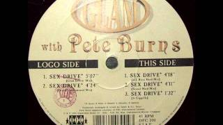 Glam With Pete Burns - Sex Drive (Drivin