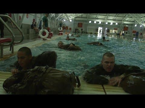 We Make Marines - Swim Week