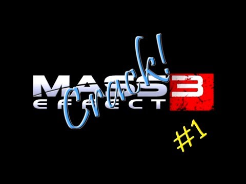 Mass Effect Crack! №1