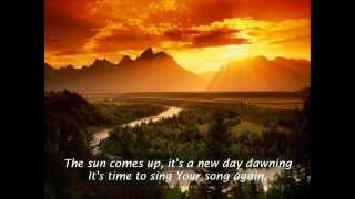 WHISPERS OF MY FATHER - 10,000 REASONS (BLESS THE LORD) by Matt Redman with Lyrics