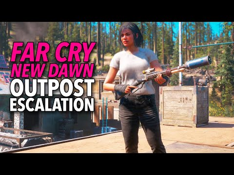 Far Cry New Dawn's Outpost Escalation Gameplay thumbnail