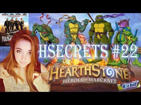 HSecret #22 Пасхалки Hearthstone! Секретный диалог Прибамбасска, Отсылка Рено Джексона.
