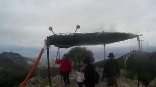 Subida al Cerro Castillejo