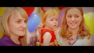 Фотограф и видеосъемка на детский день рождения в Новосибирске. Видеограф на праздник(