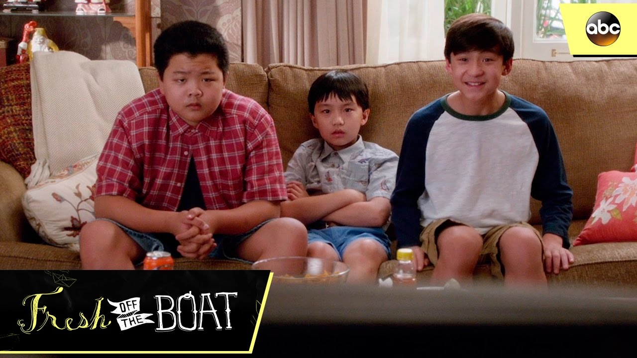 the masters fresh off the boat 3x19 youtube