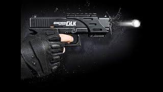 Glock G18 Mag Feed Manual Gel Blaster X-Force toy guns (Nerf) & Gel Blasters