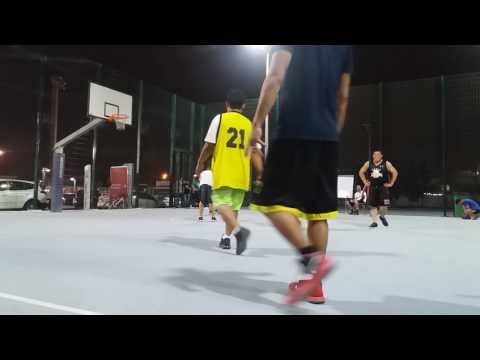 Basketball game Qatar Aviation Services Day