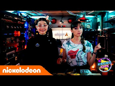 How to Listen to Music in the '90s | Krono Tips | Nickelodeon Latin America