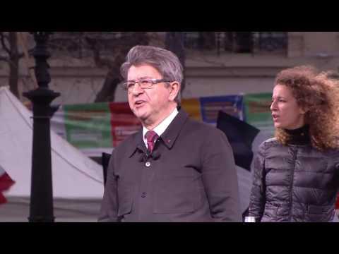 L'internationale Jean Luc Mélenchon