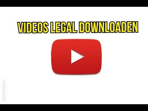 Videos Legal Donwloaden