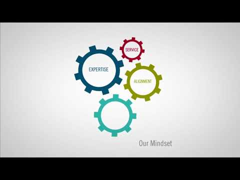 Motion Graphics Property Corporate Video Credential