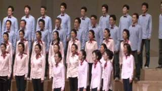 Zum Gali Dance the Hora  (Hanwoori Choir)