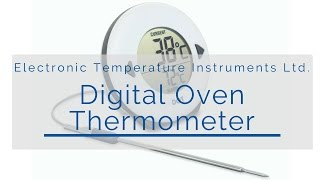 Digital Oven Thermometer (DOT)