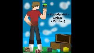 ~Speedpaint~ Grian (FanArt)