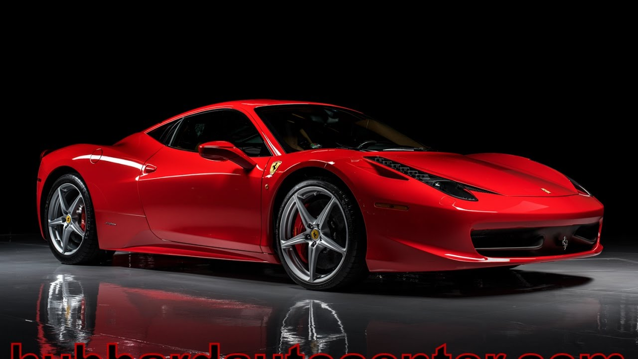 2011 ferrari 458 italia - youtube