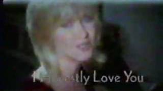 OLIVIA NEWTON JOHN - commercial album promo Back with a Heart