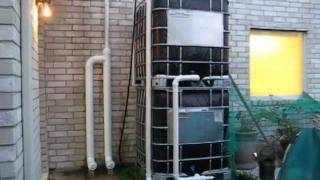 Rainwater Collection System Part 7: First Flush System