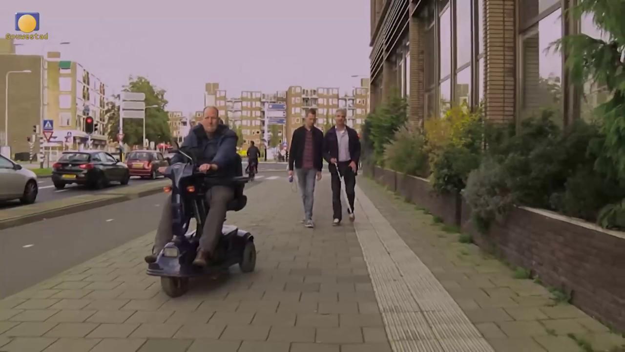 2017 week 43 - Gouda toegankelijk voor gehandicapten?