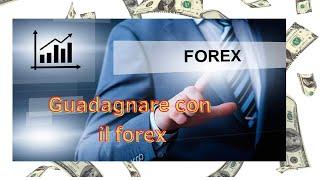 Guadagnare con il forex, il mercato più liquido al mondo