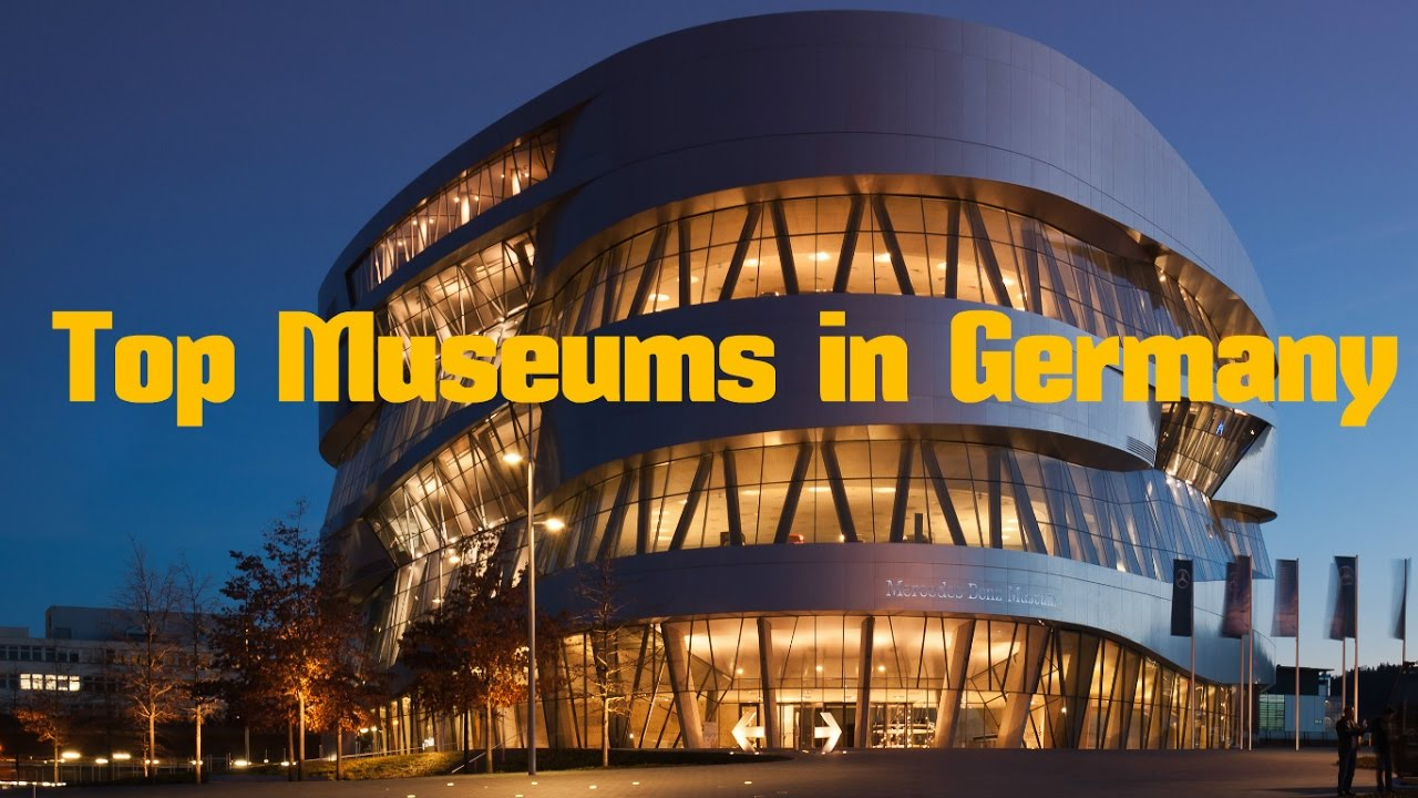 top 13. best museums in germany - youtube