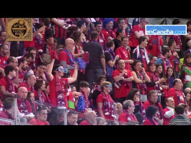 Copa del Rey�17 Desde las Gradas Videoblog (III)