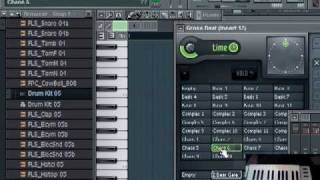 Fruity Loops-FL Studio-Gross Beat Automation