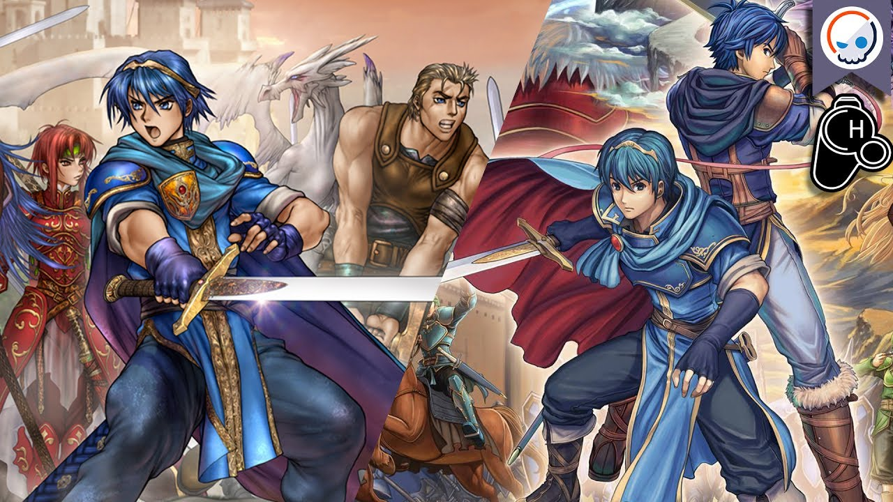 fire emblem games for ds