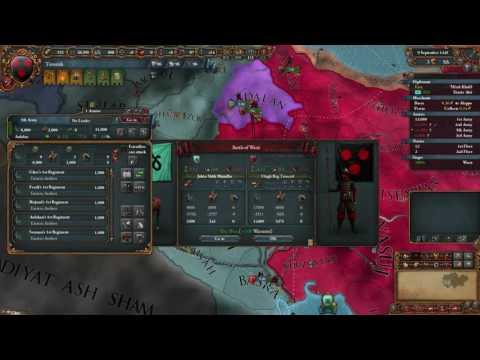 Magyar Let's Play Europa Universalis IV - Távoltengely - 1. Rész - Matimur Lenk és Kim Dzsong-Trunk