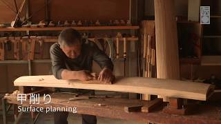 手技TEWAZA「福山琴」Fukuyama-koto/伝統工芸 青山スクエア Japan Traditional Crafts Aoyama Square