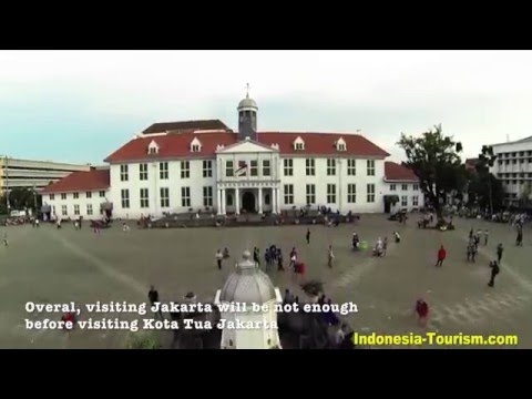 Old Batavia - The Jewel of Asia, Jakarta - Indonesia