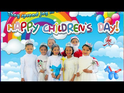 Download Children's day celebration 2021 #smspokhara #childrensdaycelebration2021