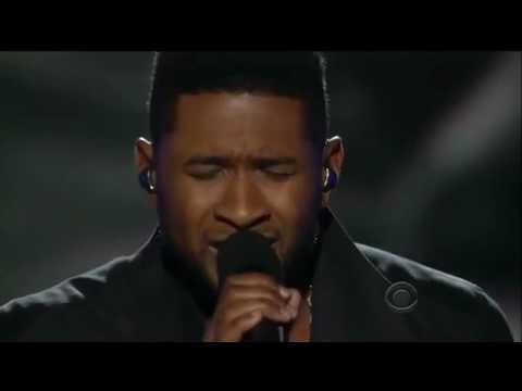 Usher = Grammy Nominations Concert [Live] HD