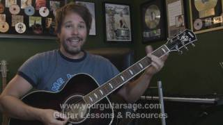 Guitar Lessons - I Won