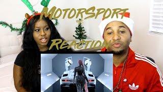 Migos, Nicki Minaj, Cardi B - MotorSport- REACTION