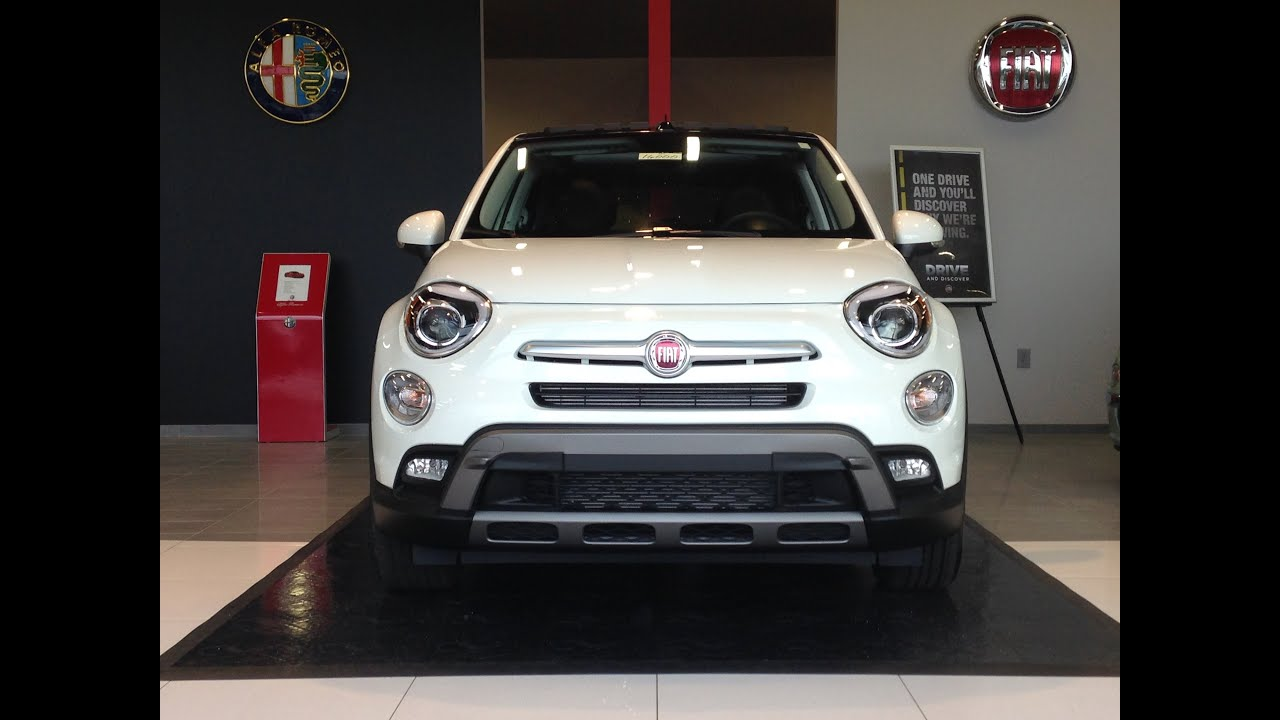"""Lowered FIAT 500 cabrio with16"""" Black RWC wheels - 1-1/2 ... 