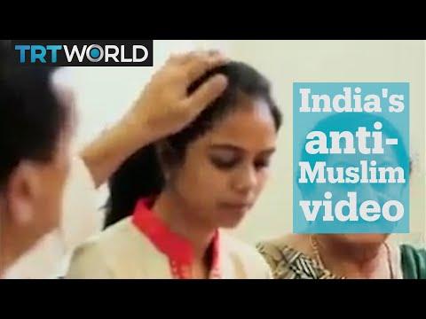 Anti-Muslim video goes viral in India's Gujarat