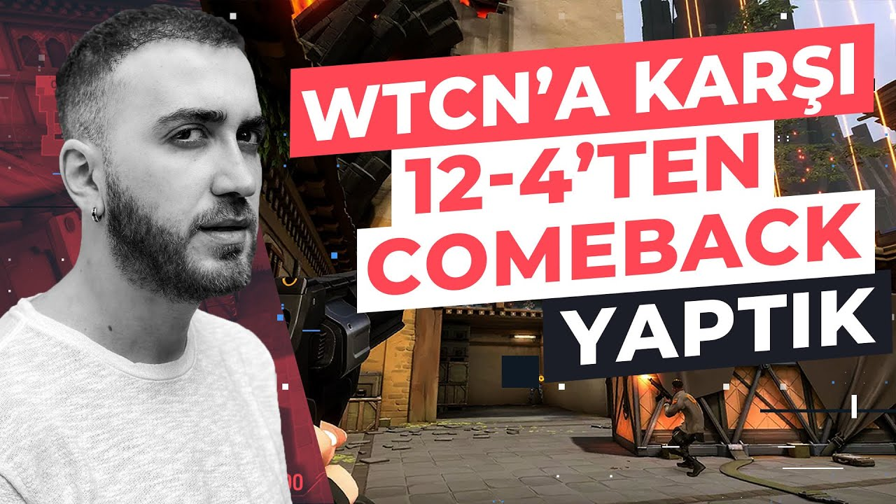 NE GERİ DÖNÜŞ AMA! 12-4'ten comeback yaptık!