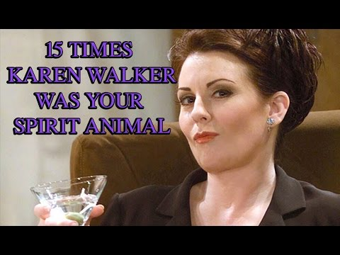 15 Times Karen Walker From