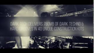 Dark Techno Groove Construction Kits - Industrial Strength Dark Tech
