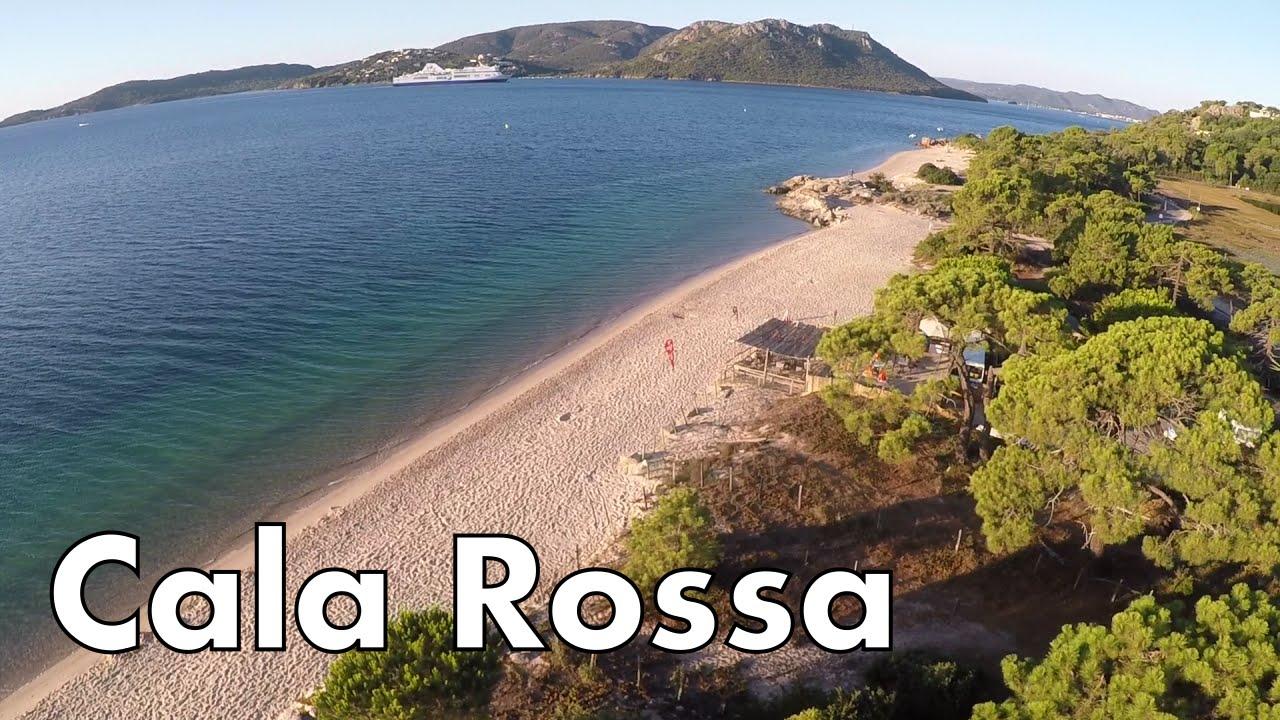 Corse cala rossa youtube for Calla rossa
