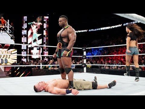 John Cena & Vickie Guerrero vs. Dolph Ziggler & AJ: Mixed Tag Team Match - Raw, Dec. 17, 2012