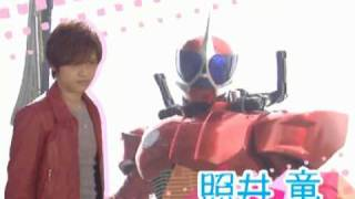 桐山漣ver:http://www.youtube.com/watch?v=MI4mdIfwQNQ 翔太郎ver:ht...