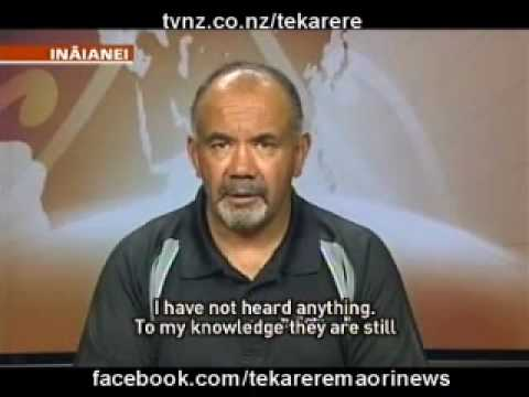 Te Ururoa Flavell speaks live about NZ becoming a republic & seabed & foreshore changes